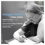 IMOGEN HOLST Choral Works