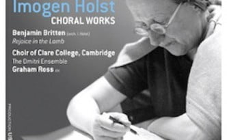 Imogen Holst CD 2012