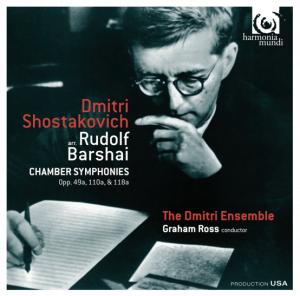 Shostakovich/Barshai: Chamber Symphonies