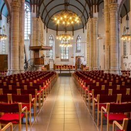St. Jacobskerk, Vlissingen, NETHERLANDS: A Clare Christmas