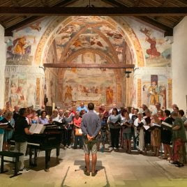 Singers Abroad 2019: Friuli, ITALY