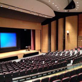 Chan Tak Tai Auditorium, Lingnan University, HONG KONG