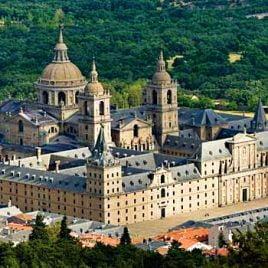 El Escorial, Madrid, SPAIN: Abide with me