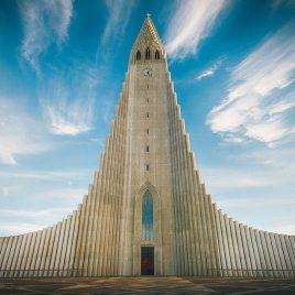 Hallgrimskirkja, ICELAND; 'Such endless perfectness'