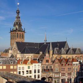 St Stevenskerk, Nijmegen, NETHERLANDS: A Clare Christmas