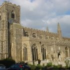 Clare Church, Suffolk: What Sweeter Music